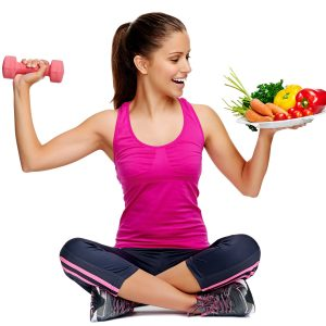 fitness diet exercise