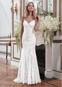 stealth wedding dress