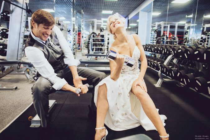 The best workout plans depending on your wedding dress ...